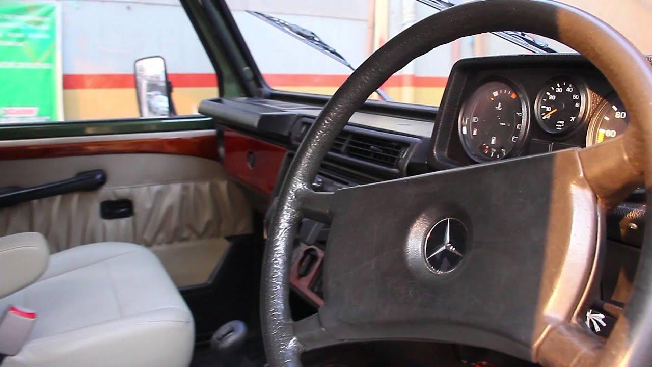 Dijual Mercedes Benz 280ge Jeep G Class Youtube