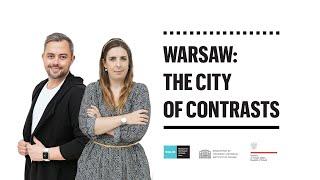Warszawa: miasto kontrastów   Muzeum POLIN
