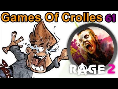 VICTOR nous présente RAGE 2 ! Games Of Crolles 61 - Radio Gresivaudan
