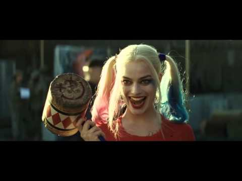 NEW 'SUICIDE SQUAD' Trailer (MTV Movie Awards)