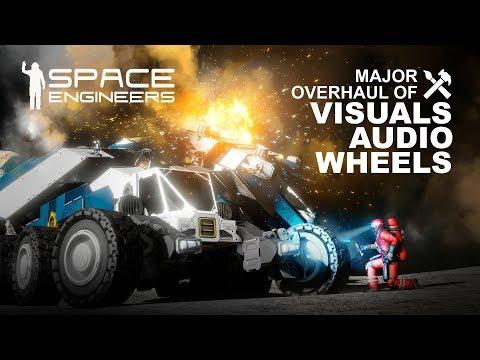 Space Engineers выпускают новое обновление