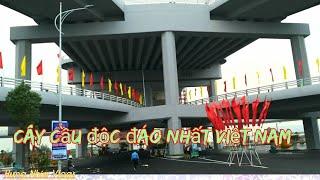 Hưng Nhím Vlogs - Cầu Hoàng Văn Thụ Hải Phòng .Khám phá cây cầu độc nhất Việt Nam.