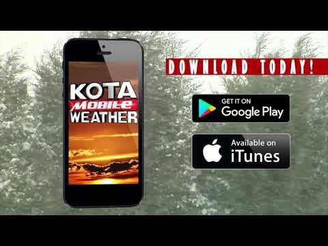 KOTA Weather App SNOW 20