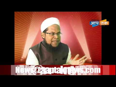 Mh.Mufti Harun Nadvi Exclusive Interview
