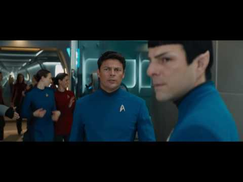 "Star Trek Beyond | Clip: ""It's Me, Not You"" 