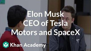 A Conversation with Elon Musk