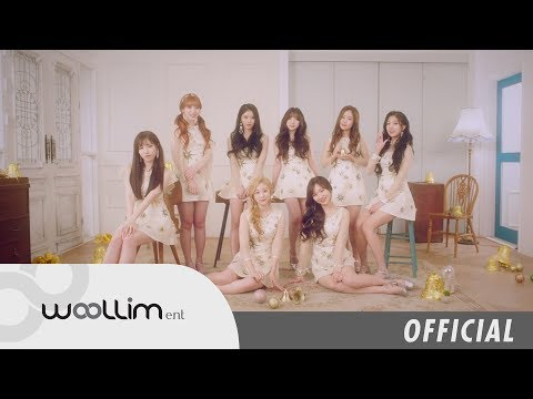 """러블리즈(Lovelyz) """"종소리 (Twinkle)"""" Official MV"""