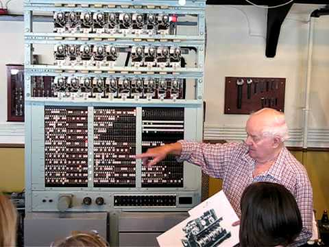 Colossus Mk II - Enigma Code breaking / cracking. Explanation