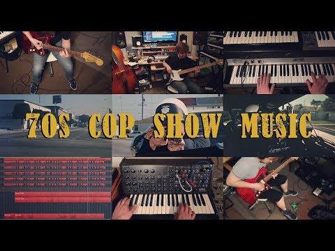 70s Cop Show Music