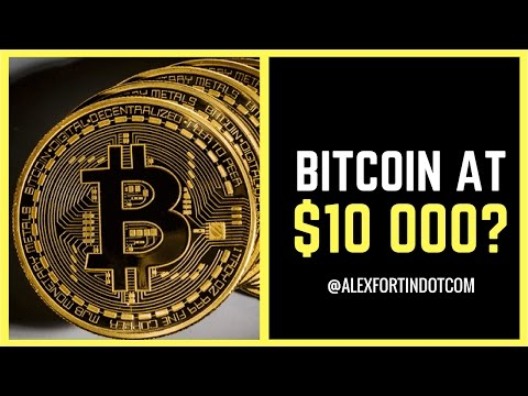 Bitcoin at $10 000 and should you buy Altcoins now?