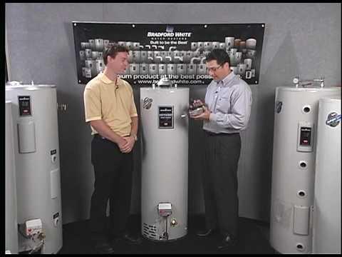 Bradford White Water Heater Rg250t6n
