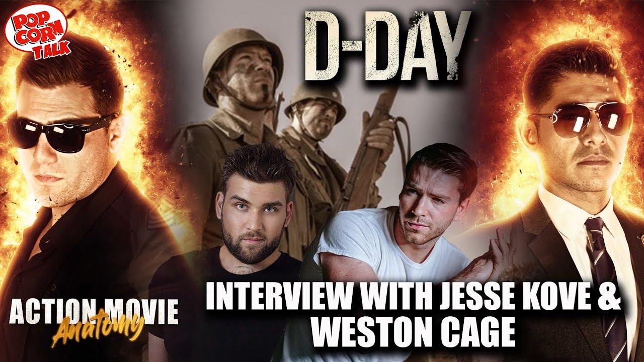 Jesse Kove & Weston Cage Talk