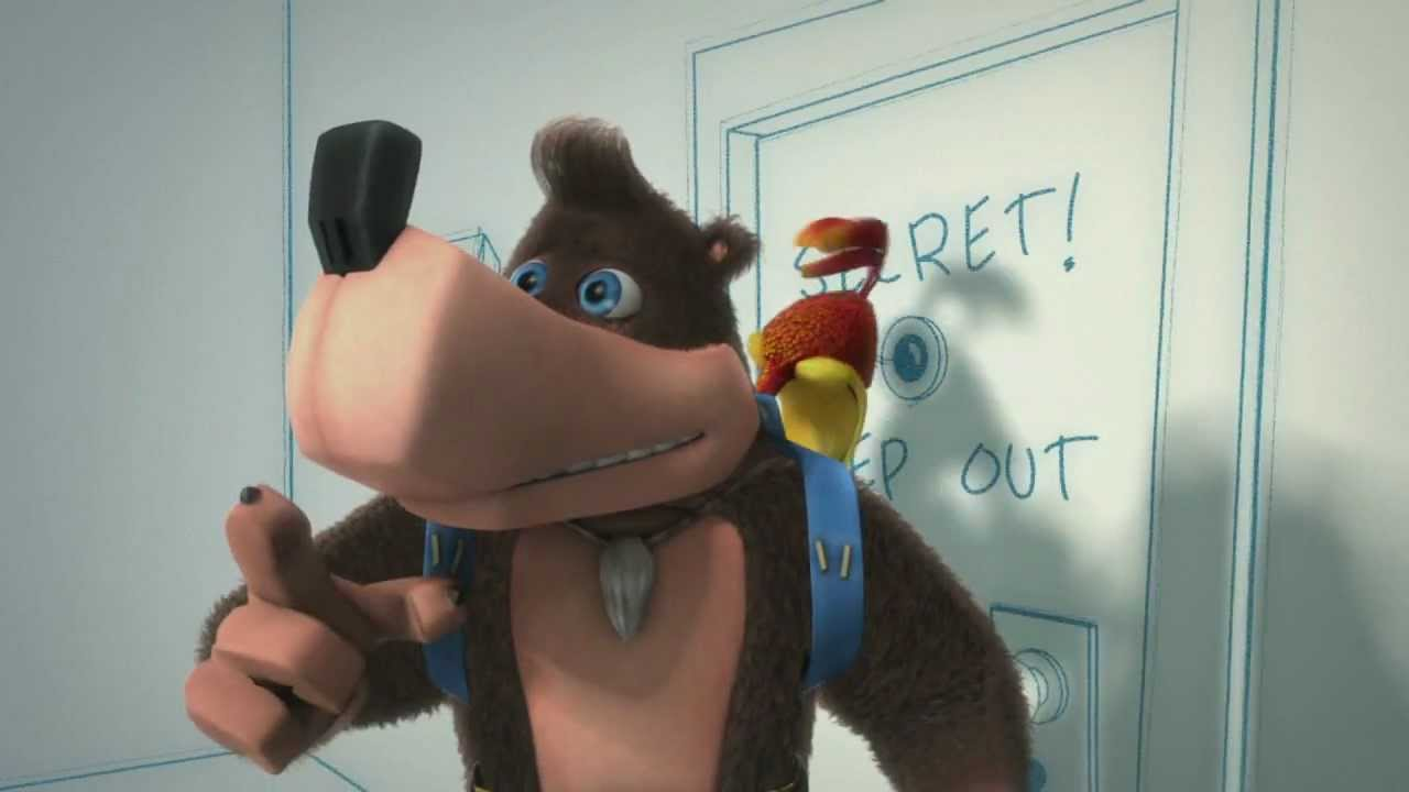 Prerelease:Banjo-Kazooie: Nuts & Bolts - The Cutting Room Floor