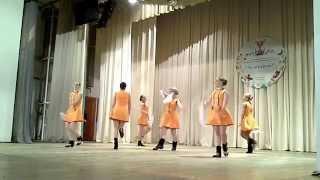 Калинка-малинка.  Коллектив современного танца