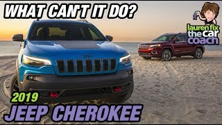 What Can't It Do? 2019 Jeep Cherokee