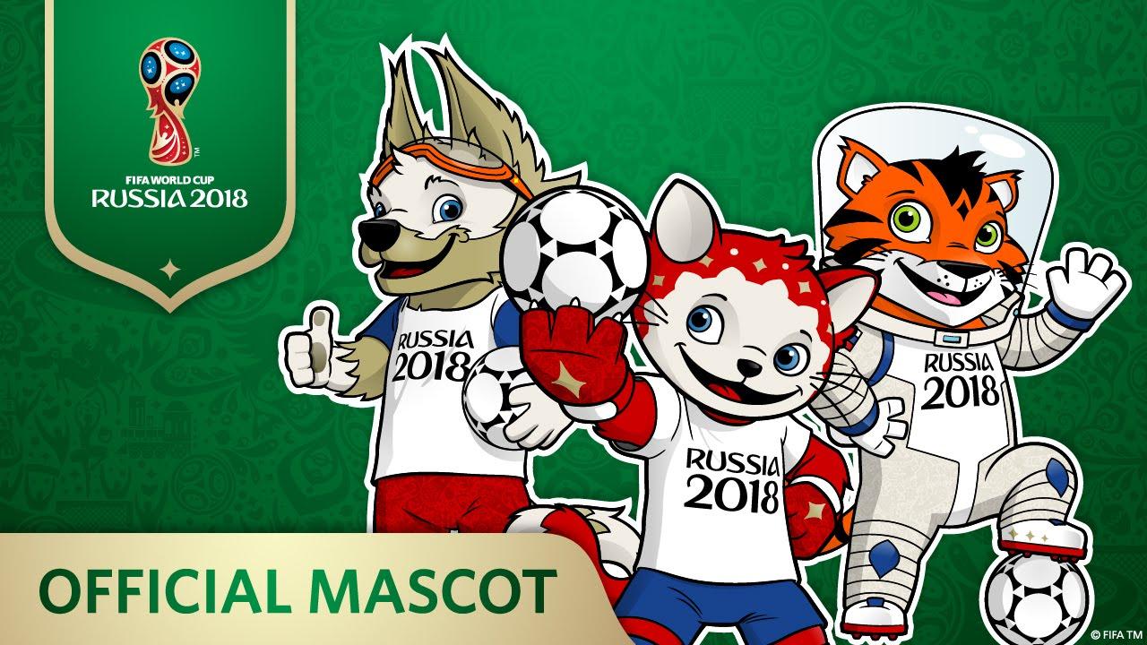 Maskot of fifa 2018 welliton fifa 18 futhead