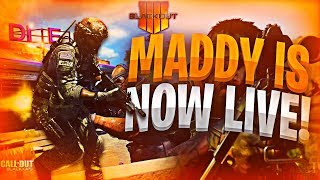 🔴NOT ENDING TIL I GET MY FIRST SOLO WIN! Call of Duty Black Ops 4 Blackout BETA LIVE🔴