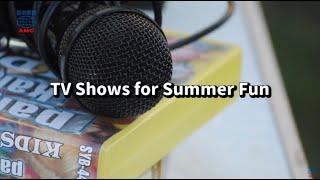 2020年8月號 Unit 1-2【暑假在家不無聊 綜藝節目大盤點】- 完整課程講解