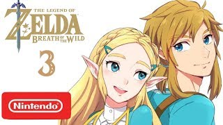 Breath of the Wild 3 (Reveal Trailer) - Nintendo Switch