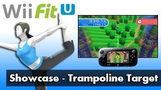Wii Fit U Showcase: Trampoline Target - Nintendo Café