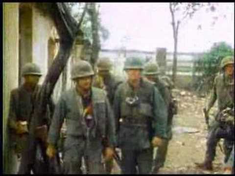 Vietnam War - Hue City 1968
