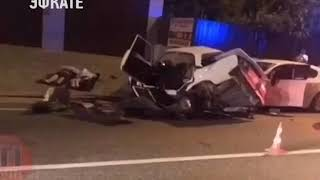 В Сочи родители двух детей погибли в ДТП. новости Эфкате
