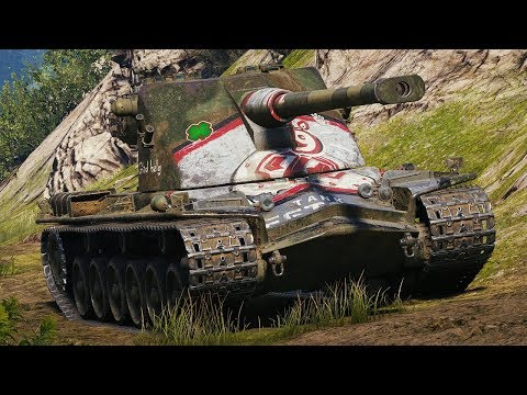 World Of Tanks Kranvagn - 4 Kills 10,4K Damage