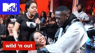 deontay wilder introduces his thottie baby mama official sneak peek   wild n out   mtv