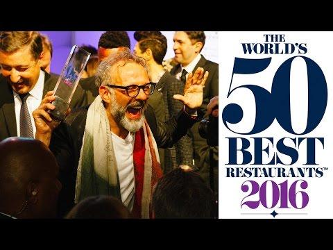 The World's 50 Best Restaurants 2016 Highlights