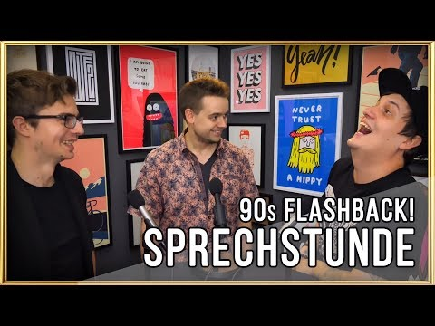 Back To The 90s 🤓 Über Musik, Filme Und Ängste Unserer Kindheit! #Sprechstunde