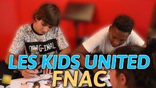 [KIDS UNITED] CHANTENT A LA FNAC