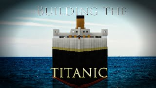 Building The Titanic In Roblox!