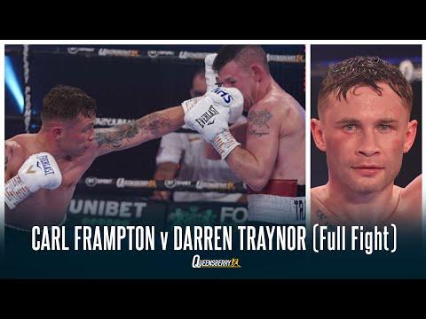 Carl Frampton vs. Darren Traynor / Карл Фрэмптон - Дэррен Трейнор