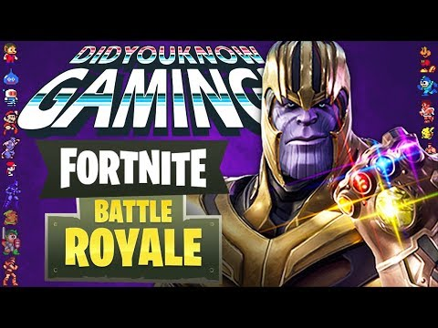 The History of Fortnite Battle Royale - Did You Know Gaming? Feat. Remix Mp3