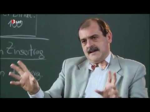 Wie Geld entsteht: Fiat Money / Schuldgeld - Prof. Dr. Franz Hörmann