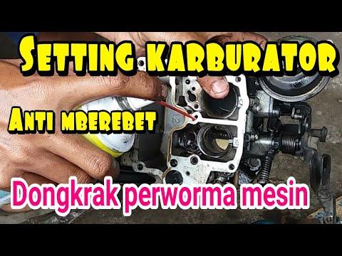Beginilah Cara Setting Karburator Mobil Yg Baik Dan Benar Agar Tarikan Enteng Bagi Para Pemula