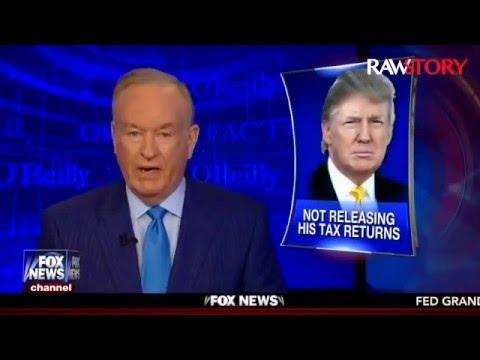 Bill O'Reilly mocks Lou Dobbs for treating Trump like 'Jesus'