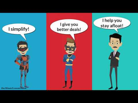 Debt/Loan Consolidation, Refinancing and Restructuring Defined, Explained & Compared in One Minute
