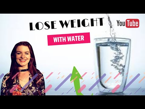 HOW TO LOSE WEIGHT FAST WITH WATER - Water Challenge - What Is Health Channel