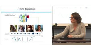 Conférence ISS: «Conséquences à long terme de l'exposition précoce aux perturbateurs endocriniens sur la santé humaine: de la tête aux pieds!» - Partie 2