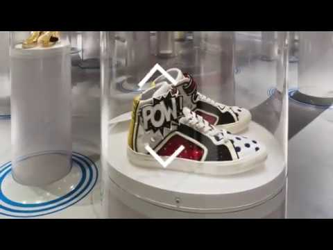 Out of the Box  The Rise of Sneaker Culture Exhibition Preview - Bata Shoe  Museum 12cba8952