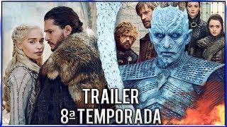 Quem é o Alvo do Rei da Noite e a Batalha de Winterfell na 8ª Temporada de Game Of Thrones!