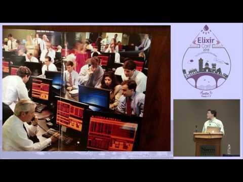 ElixirConf 2015 - Keynote: The Pendulum by Bruce Tate