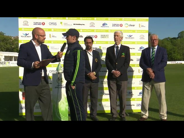 LIVE Cricket - Ireland vs Afghanistan 2nd ODI