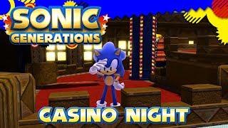 Casino Night - Modern Sonic