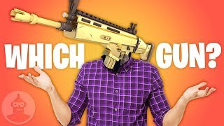 What Your Fortnite Weapon Says About You   The Leaderboard
