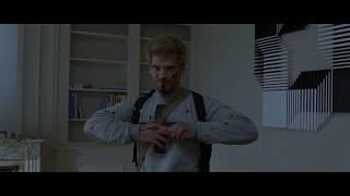 Драка Борна с агентом  Идентификация Борна