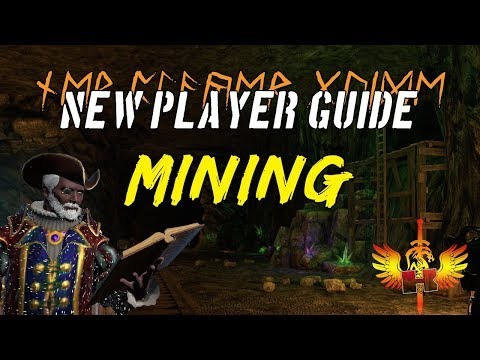 New Player Guide • How To Get Started Mining In New Britannia • Shroud Of The Avatar Tutorial