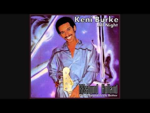 Keni Burke - All Night  (long album version) HQsound