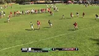 2013 Stanford Invite - Oregon vs Carleton - Final (M)